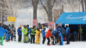 Snow MAP 野沢温泉スキー場ニューモデル試乗会レポート