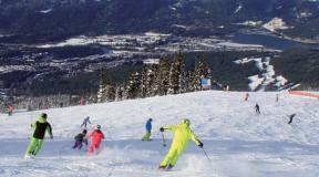 フェロースキー 初滑りカナダツアー2019