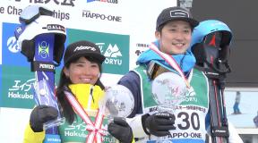 第56回全日本スキー技術選手権大会 決勝ダイジェストmovie