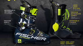 Snow Gear Collection 2019 Spring FISCHER「RC4 PODIUM GT」