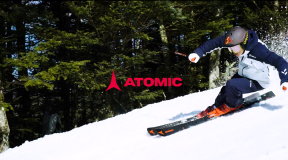 Snow Gear Collection 2020 vol.1 ATOMIC「REDSTER TI(TEAM ISSUE)」