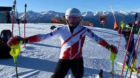 2021 FISアルペンスキー世界選手権 小山陽平インタビュー