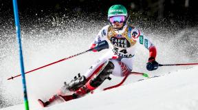 2021 FISアルペンスキー世界選手権 安藤麻インタビュー
