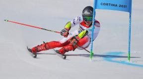 2021 FISアルペンスキー世界選手権 加藤聖五インタビュー
