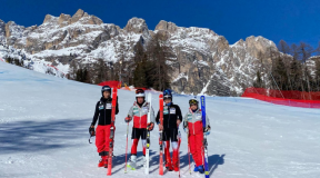 2021 FISアルペンスキー世界選手権 浦木健太ヘッドコーチ インタビュー