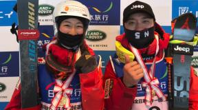 """2021 第58回全日本スキー技術選手権大会""""技術選""""決勝結果"""