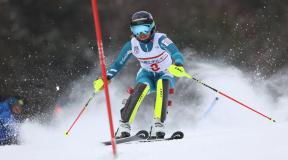 2021第99回全日本スキー選手権大会アルペン競技 女子SL大会結果&優勝インタビュー