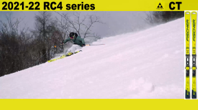 Snow Gear Collection 2021 FISCHER「RC4」