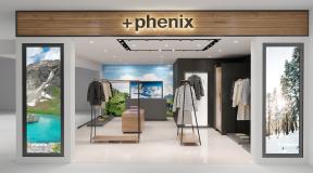 +phenixフラッグシップショップがGINZA SIXにオープン
